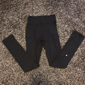 Lululemon Skinny Will Black 8